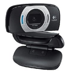 Logitech C615 Webcam - 2 Megapixel - 30 fps - Black