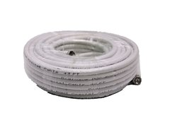50FT. Digiwave RG6 Coaxial Cable - White