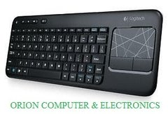 LOGITECH K400 Wireless Keyboard With TouchPad Refurbished