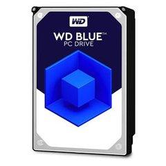 """WD Blue 4TB 3.5"""" SATA3 64MB (WD40EZRZ)"""