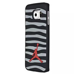 3D Air Jordan Strips Phone Cases for Samsung Galaxy S7 Edge