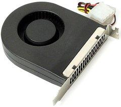 System Exhaust Blower PCI Slot Case Cooler