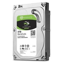 "Seagate BarraCuda 4TB 3.5"" Internal Desktop HDD SATA 6Gb/s (ST4000DM005)"