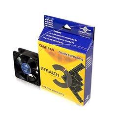 Vantec SF12025L 120mm Double Ball Bearing Stealth Case Fan