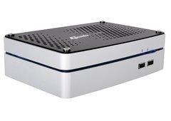 Giada CUBE-N3-D2OB Intel Atom 330 CPU NVIDIA ION graphics eSATA Black Mini / Booksize Barebone System