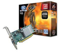 SAPPHIRE RADEON X300 SE PCIE 128M