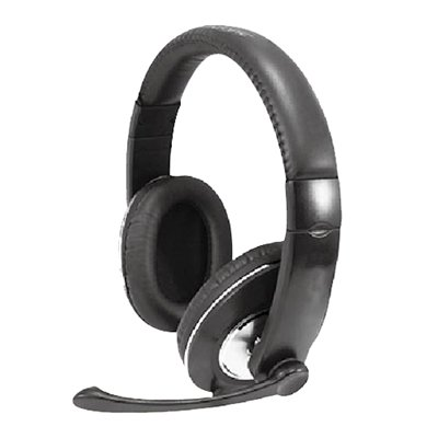 TopSku USB Stereo Headset with Volume Control and Mute