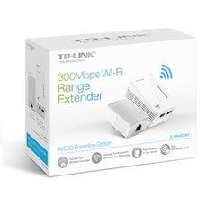 TP-Link TL-WPA4220KIT 300Mbps AV500 Wi-Fi Powerline Extender Starter Kit