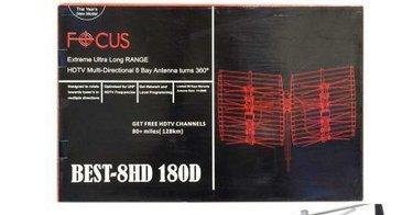 FOCUS Extreme Long Rang 8-Bay Multi-Directional 80+ mi