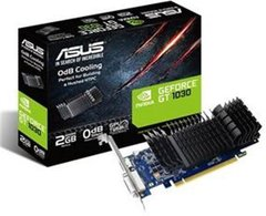 Asus GT1030-2G-CSM GeForce GT 1030 Graphic Card - 1.27 GHz Core - 1.51 GHz Boost Clock - 2 GB GDDR5 - Low-profile