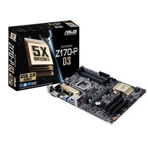 ASUS Z170-P D3 Intel Z170 Socket 1151 Motherboard