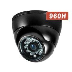 EyeONet 2147B 700TV Line Mini Dome Camera Indoor/Outdoor