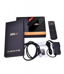 H96PRO+ Octa Core Amlogic S912 Android 7.0 TV Box