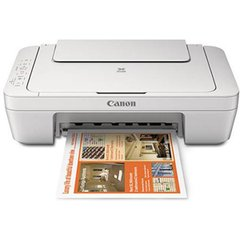 Canon PIXMA MG2920 White Wireless Inkjet Photo All-in-One Printer/Copier/Scanner