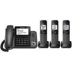 Panasonic® KX-TG133C 6.0 DECT Handset Phone System - Refurbished