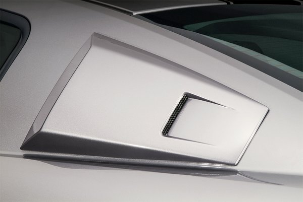 05 14 mustang eleanor style window louvers with rear for 05 mustang rear window louvers