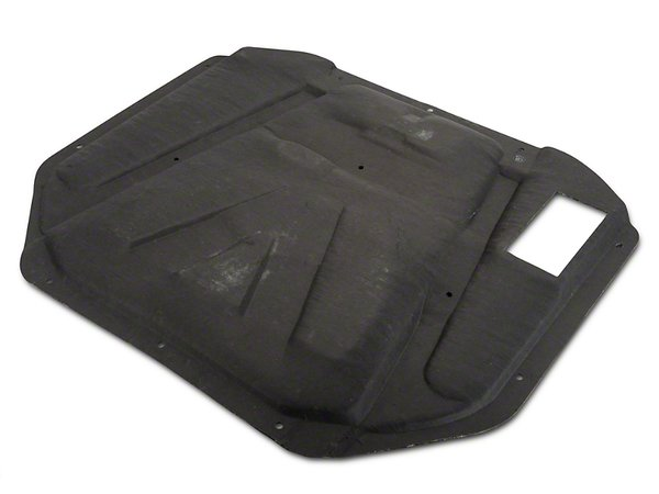 Hood Liner Material : Hood insulation liner e zz aftermarket quality