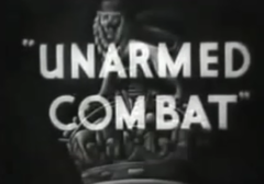 World War II Combatives Course