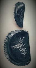 Antique Crumb Pans