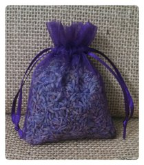 Lavender Wedding Toss Sachet