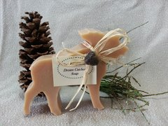 Moose Shaped Soap