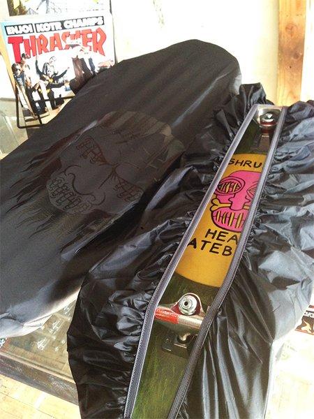 Shrunken Head Board Bag