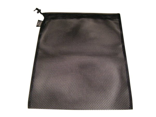 laundry bag drawstring mesh with cord lock,also holds all vacuum tools,U.S Made.