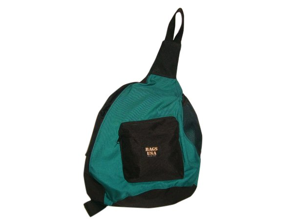 Backpack with 1 strap,Urban style,sling bag with Inside ipad pocket ,Made in U.S.A.