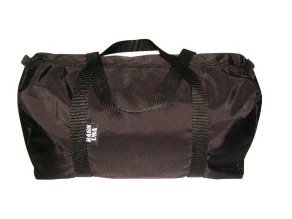 Sport gym or beach bag,Dome shape flat bottom made in U.S.A.