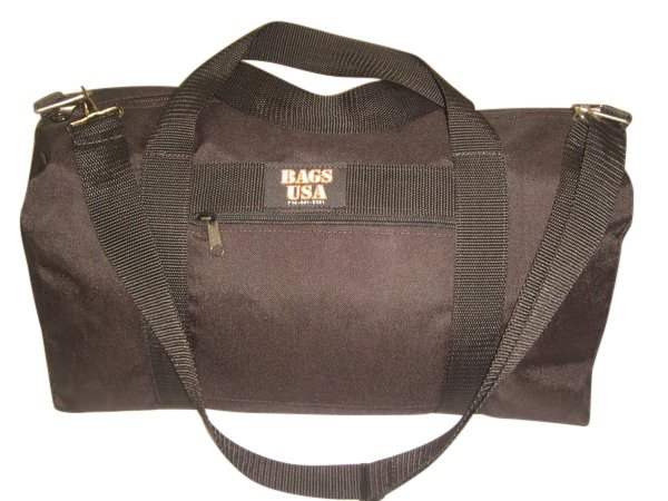 Club bag or overnight bag, on board travel bag,perfect for overhead bin Made in US