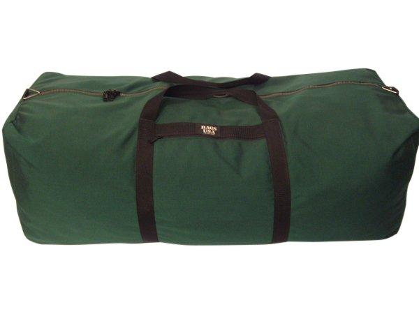 "Duffle bag Jumbo size dupont cordura,40""x15""x15"" Made in U.S.A"