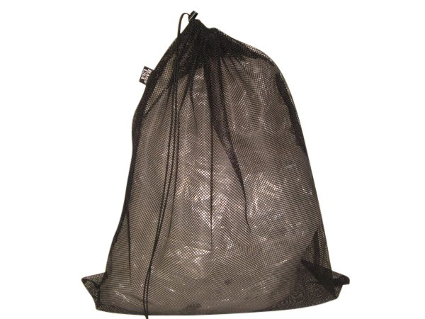 Laundry bag industrial mesh,strong, draw string with cord lock,MADE IN U.S.A.