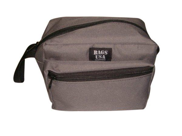 toiletry bag has front pocket,holds everything you need,dopp kit cosmetic travel kit.