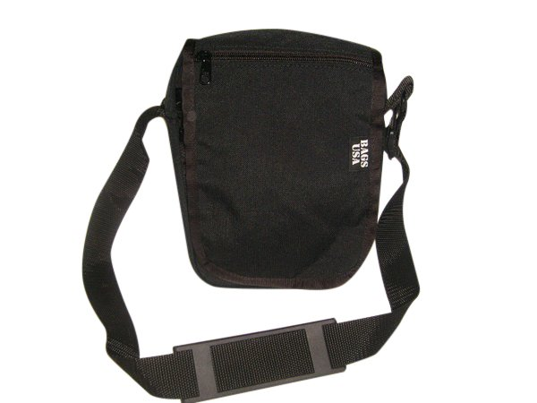 Shoulder bag or guide bag to carry passport,boarding pass,maps,cell phone Made in USA