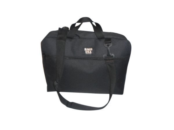 Briefcase with full outside pocket and Inside pocket Made in U.S.A.