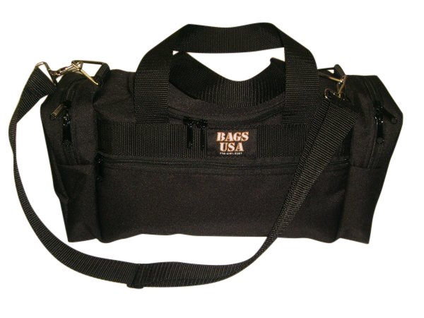 Medium Triple compartment bag,Nice with U opening for easy excess,made in U.S.A.