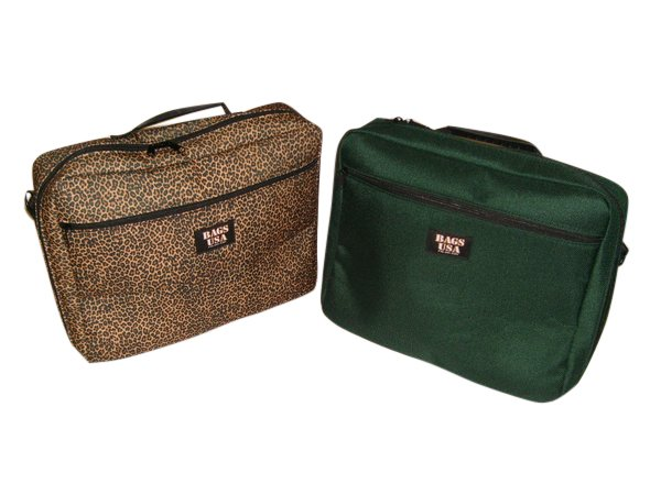 Laptop bag Fully Padded with outside pocket,water resistant MADE IN U.S.A.