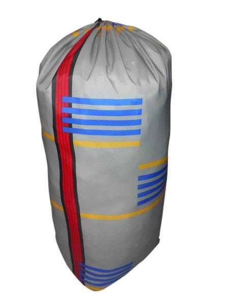 Jumbo stuff sack,Ski master,Drawstring laundry bag MADE IN U.S.A.
