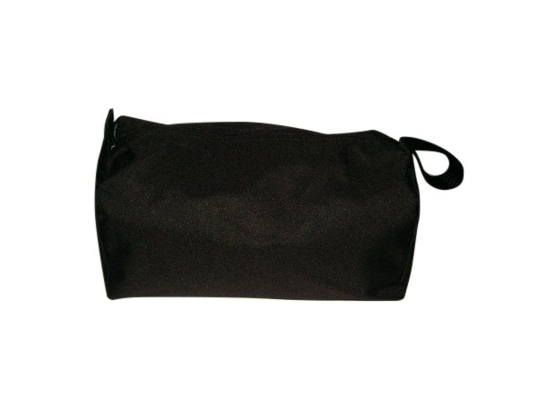 Large toiletry bag dopp kit holds all shaving essentials and medicine Made in USA