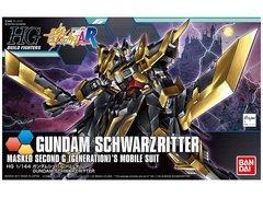 HGBF Gundam Schwarzritter