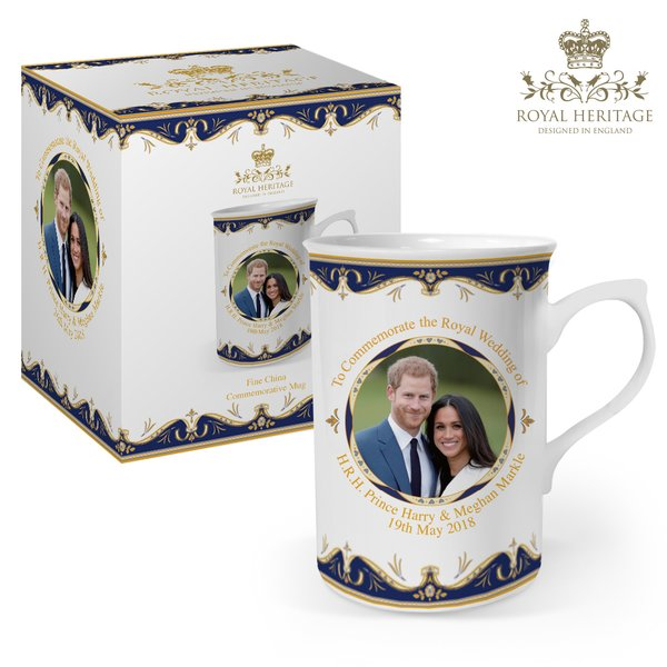 Royal Wedding Mug