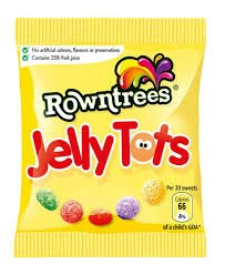 Rowntrees Jelly Tots (40g)