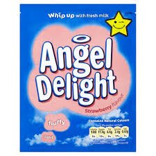 Angel Delight Strawberry (59g) BEST BY 1/2018