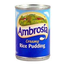 Ambrosia Creamed Rice Pudding (400g)