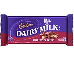 Cadbury Dairy Milk Fruit & Nut (110g)