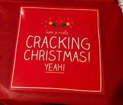 Cracking Christmas Christmas Card