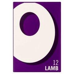 Oxo 12 Lamb Stock Cubes (71g)