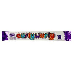 Cadbury Curly Wurly (26g)