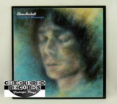 Vintage Steve Hackett Spectral Mornings Chrysalis CHR 1223 1979 NM Vintage Vinyl LP Record Album