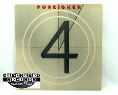 Vintage Foreigner 4 Four Atlantic SD 16999 1981 NM Vintage Vinyl LP Record Album